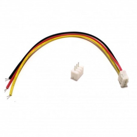 WIRE / CONNECTOR - JST PH 1.25 MM 3 Pin