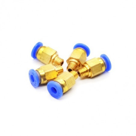 Pneumatic Connectors Bowden PC4-M6 RepRap 3D Printer