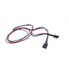 Wire 4PIN 4 pin Dupont 70 cm