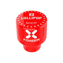 Antena Foxeer Lollipop 5.8G RHCP BLACK 2 szt. 59mm