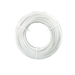 Filament Fiberlogy Refill EASY PET-G White / Biały 1,75 1.75 mm