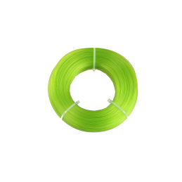 Filament Fiberlogy Refill EASY PET-G Light Green / Jasny Zielony 1,75 1.75 mm