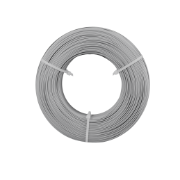 Filament Fiberlogy Refill EASY PET-G Silver / Srebrny 1,75 1.75 mm
