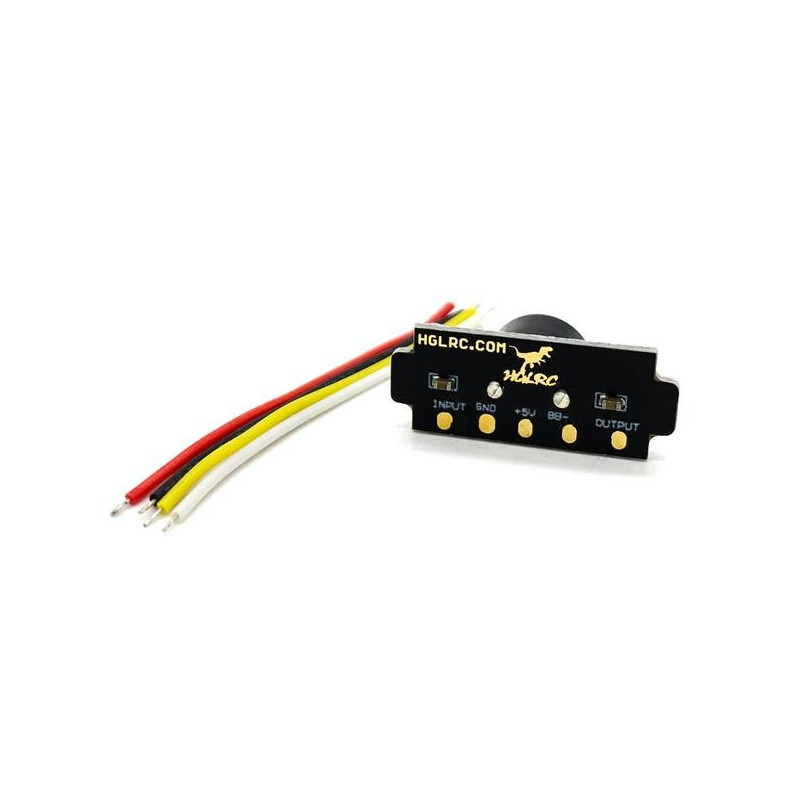 HGLRC WS2812 Colorful LED & 5V Active Alarm Buzzer