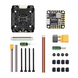 HGLRC FD445 Stack FD F4 Mini Flight Control FD45A 4In1 BLHeli_32 2-6S ESC