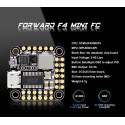 Kontroler HGLRC Forward F4 MINI 20x20mm 2-6S (FD445 Stack)