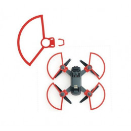 Propellers Cover's Protector DJI SPARK - RED