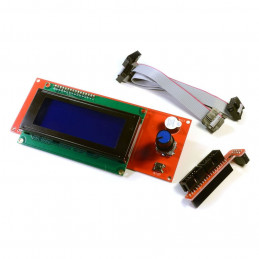 Kontroler RAMPS 1.4 slot SD LCD 2004 RepRap 3D