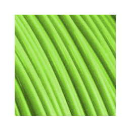 Filament Fiberlogy HD PLA Light Green / Jasny Zielony 1,75 1.75 mm