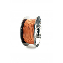 Filament F3D 1 kg PLA Brązowy / Brown 1,75 1.75 mm Druk 3D