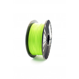 Filament F3D 1 kg PLA Jasny Zielony / Light Green 1,75 1.75 mm Druk 3D