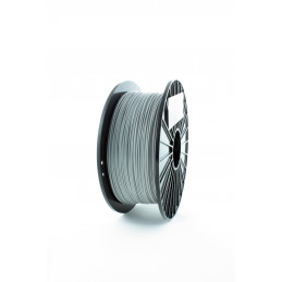 Filament F3D 1 kg PET-G Szary / Grey 1,75 1.75 mm Druk 3D