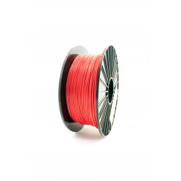 Filament F3D 0,2 kg PET-G Czerwony / Red 1,75 1.75 mm Druk 3D