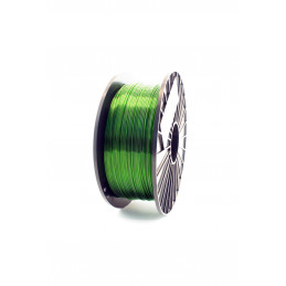 Filament F3D 0,2 kg PET-G Tr. Zielony / Tr. Green 1,75 1.75 mm Druk 3D