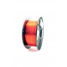 Filament F3D 1 kg PET-G Tr. Pomarańczowy / Tr. Orange 1,75 1.75 mm Druk 3D