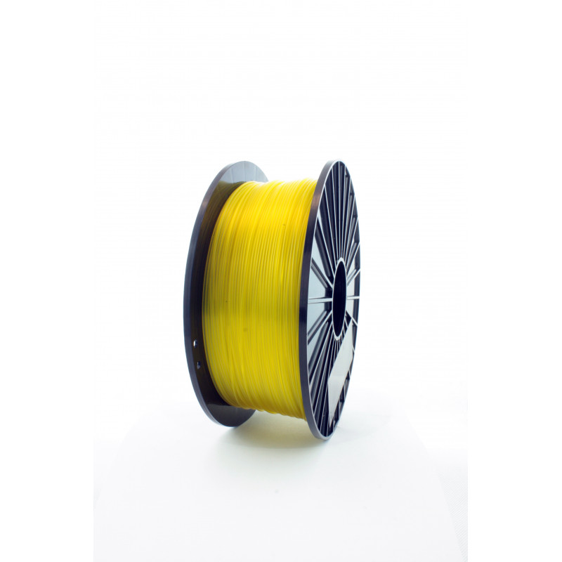 Filament F3D 0,2 kg ABS-X Tr. Żółty / Tr. Yellow 1,75 1.75 mm Druk 3D