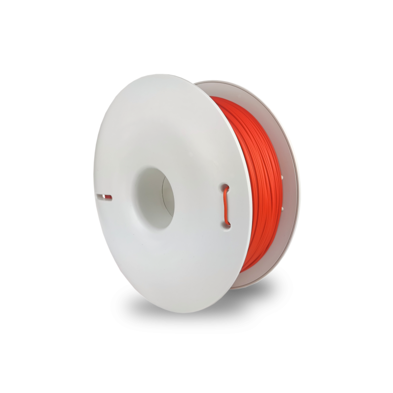 Filament Fiberlogy FiberSilk Metallic Czerwony / Red 1,75 1.75 mm