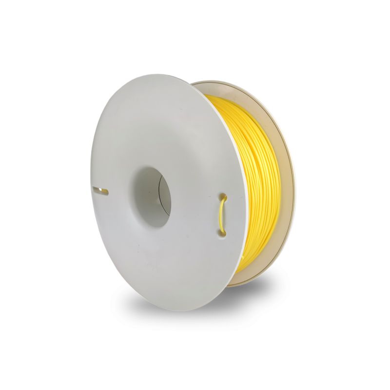 Filament Fiberlogy FiberSilk Metallic Żółty / Yellow 1,75 1.75 mm