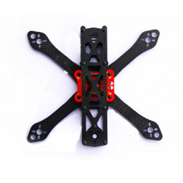 MARTIAN 220 Carbon Ramiona 4 mm FPV RAMA DRON QUAD