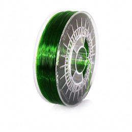 Filament ROSA 3D PET-G Tr. Czysty Zielony Pure Green 1,75 mm