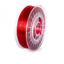 Filament ROSA 3D PET-G Tr. Czerwony Red 1,75 mm