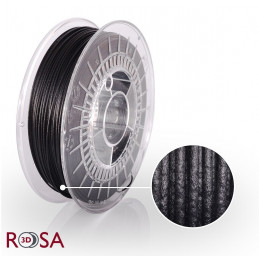 Filament ROSA 3D PET-G + CF carbon 1,75mm