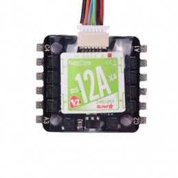 Regulator Obrotów ESC Racerstar RS 12A v2 4 in 1