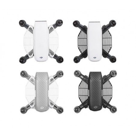 DJI SPARK Finger Protection - Red